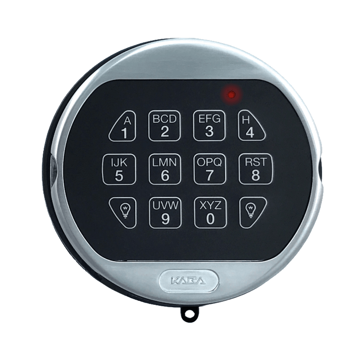 Dormakaba La Gard Basic Safe Lock - Electronic Locking Option - Digital Safe Lock