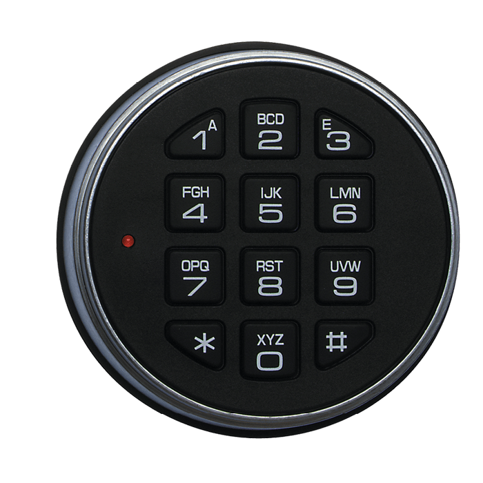 La Gard Combogard Pro Safe Lock - Electronic Safe Lock - Digital Safe Lock