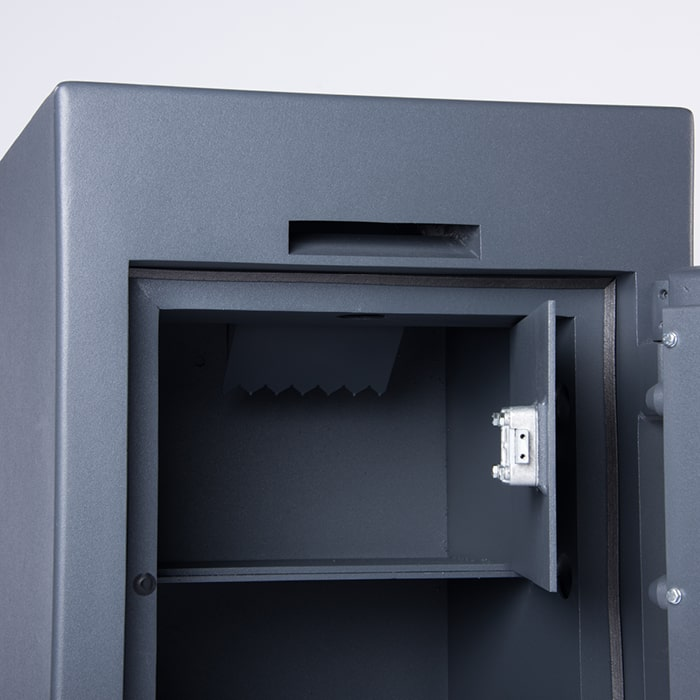 SMP Security -SMP - Deposit Option - Safe -Security -Safe Manufacturing - UK Safe Manufacturing - Secure Mechanical Products - SMP Envelope Safe Deposit