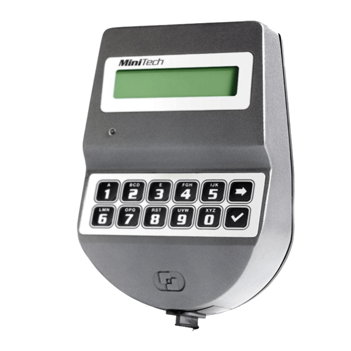 Tecnosicurezza MiniTech Safe Lock - Electronic Safe Lock - Digital Safe Lock