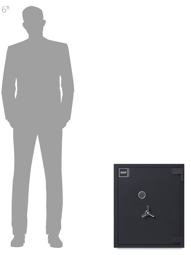 SMP Security Community Grade 1 Safe Size 2 - Cash Safes - Commercial Security - Business Safe