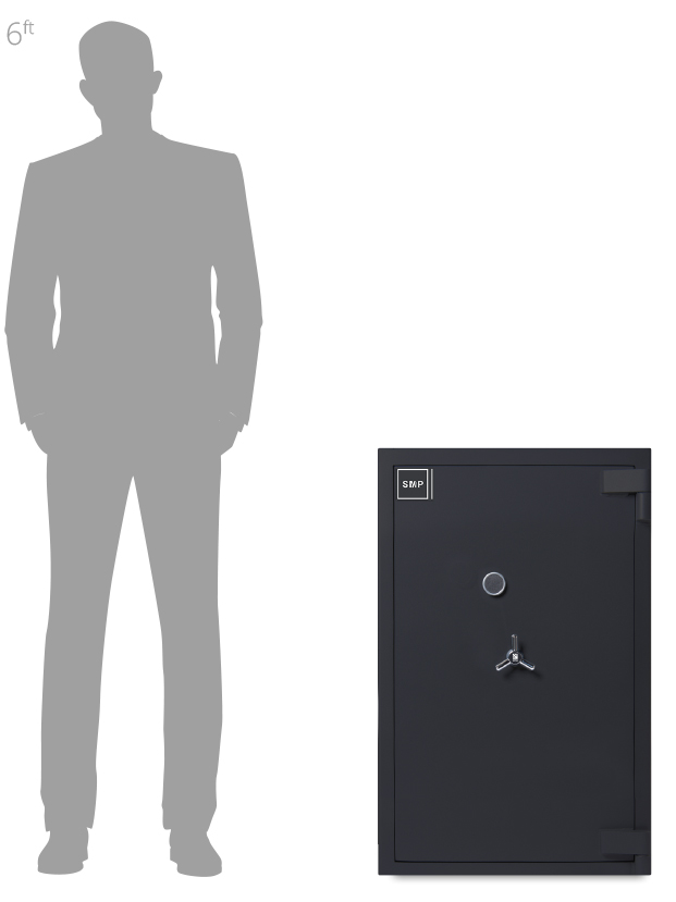 SMP Security Community Grade 1 Safe Size 4 - Cash Safes - Commercial Security - Business Safe