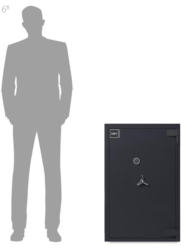 SMP Security Community Grade 3 Safe Size 3