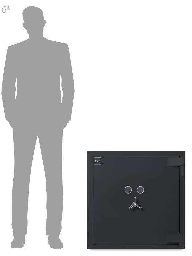 SMP Security Community Grade 4 Safe Size 1 - Cash Safes - Commercial Security - Business Safe