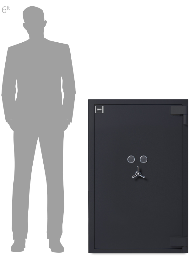 SMP Security Community Grade 4 Safe Size 3 - Cash Safes - Commercial Security - Business Safe
