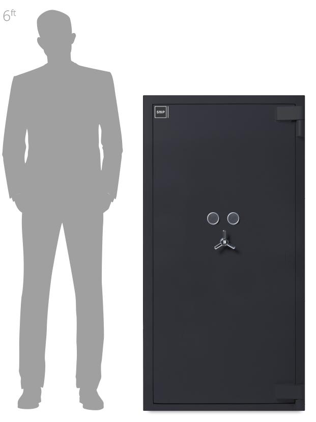 SMP Security Community Grade 4 Safe Size 4 - Cash Safes - Commercial Security - Business Safe