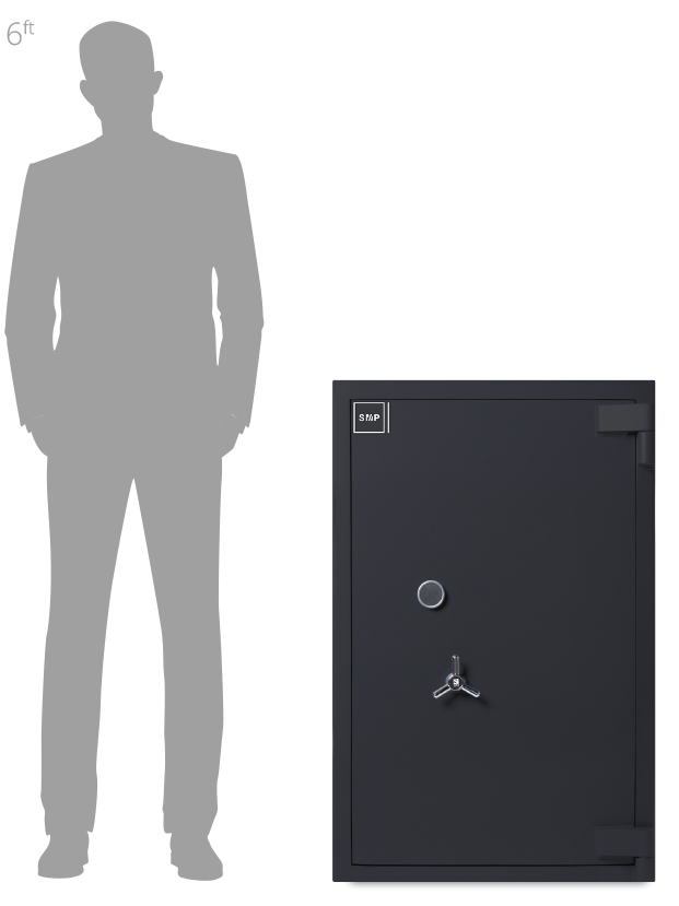 SMP Security Community Grade 1 Safe Size 5 - Cash Safes - Commercial Security - Business Safe