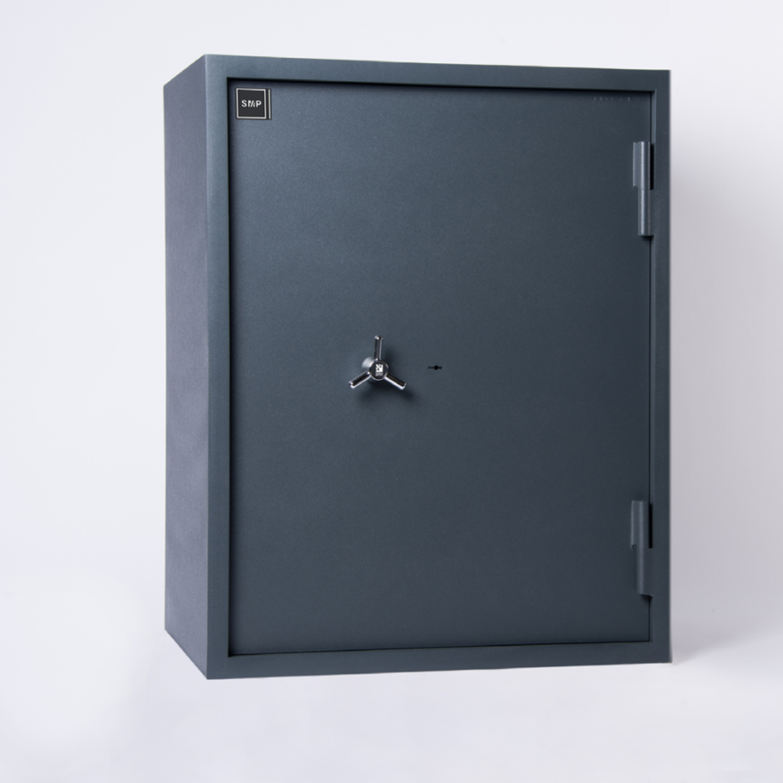 SMP Security High Security Storage Cabinets 350 Ltr Door Closed
