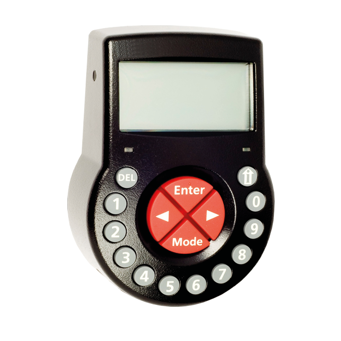 Dormakaba 528 Axessor IP Safe Lock option - digital safe lock - electronic safe lock