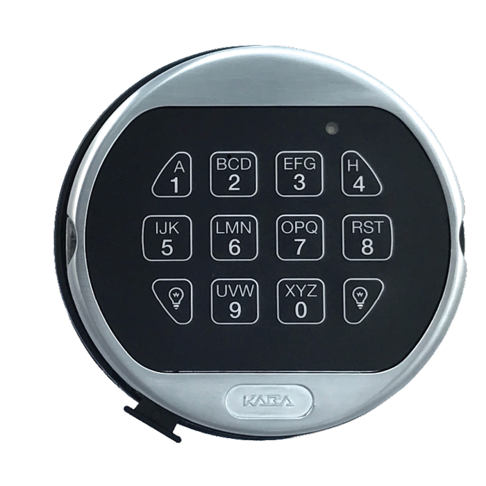 Dormakaba La Gard AuditGard Locking Option - Digital Safe Lock - Electronic Locking