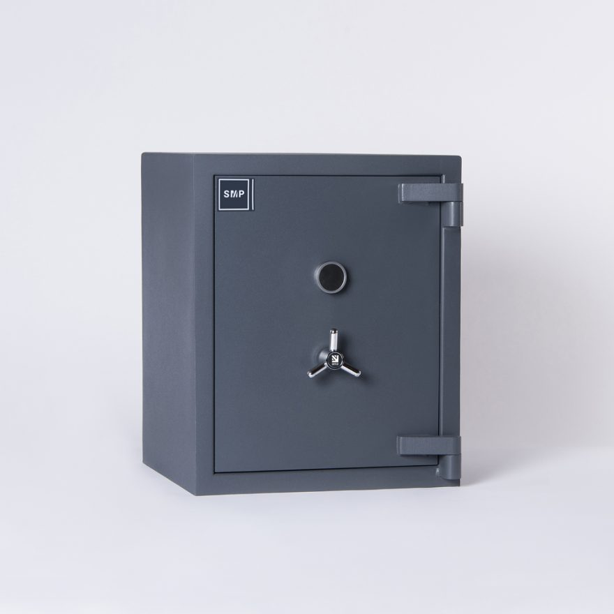 SMP Security - Home Safe - Business Safe - Small Safes - UK Manufactured Safes Grade 0 Safe Door Closed-