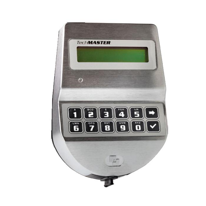 Tecnosicurezza Techmaster Locking Option - digital safe lock - electronic safe lock