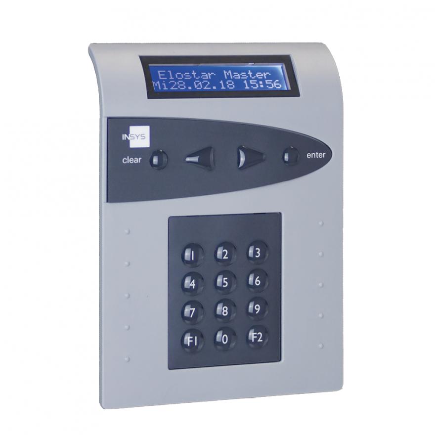 Insys EloStar Pro Safe Lock.