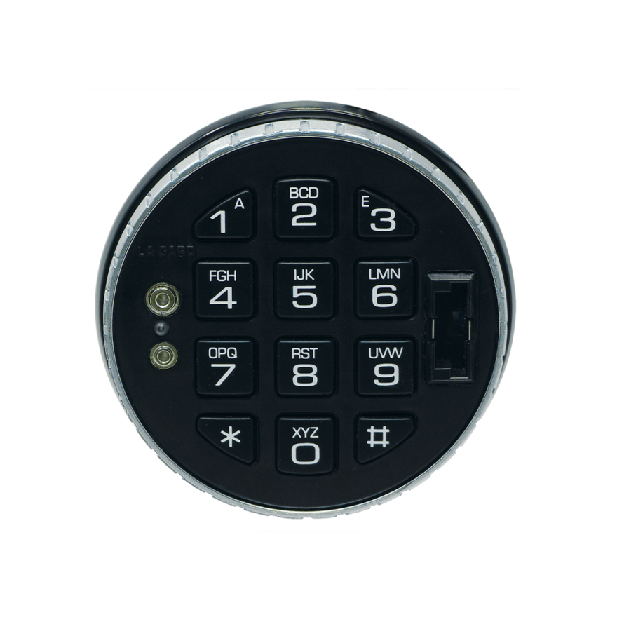 La Gard AuditGard Digital Safe Lock