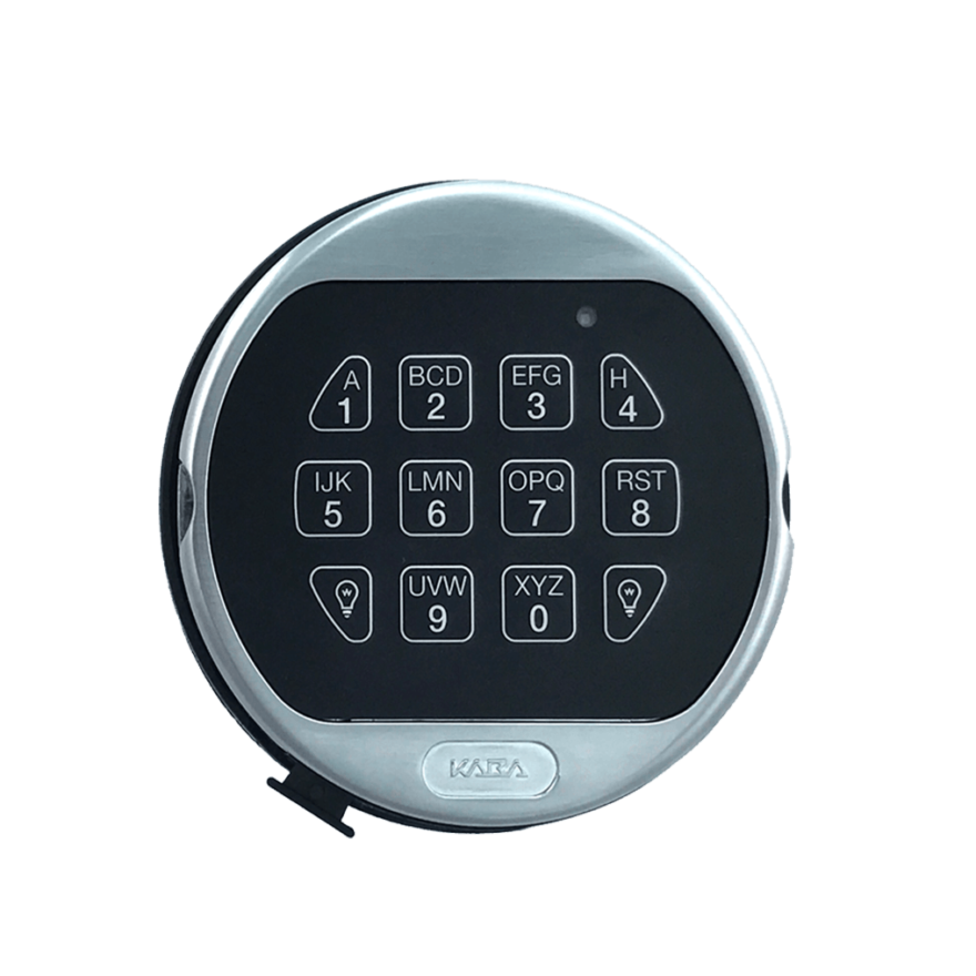 La Gard Combogard Pro Digital Safe Lock-SMP