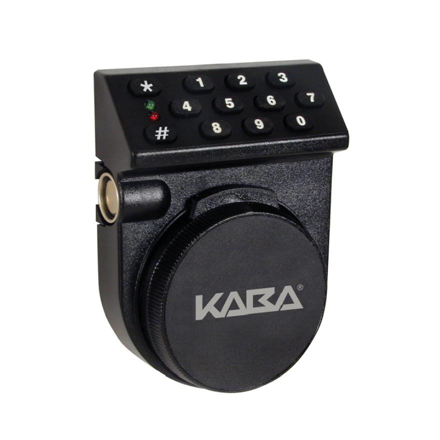 SMP Security. DormaKaba AuditCon 552 - - Safe Lock.