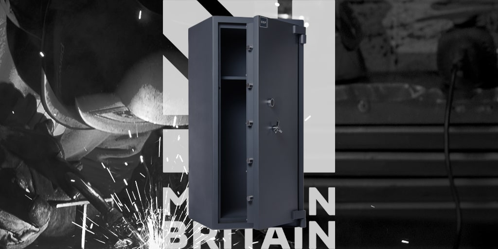 UK Manufacturing Industry -Made in Britain - SMP Safes
