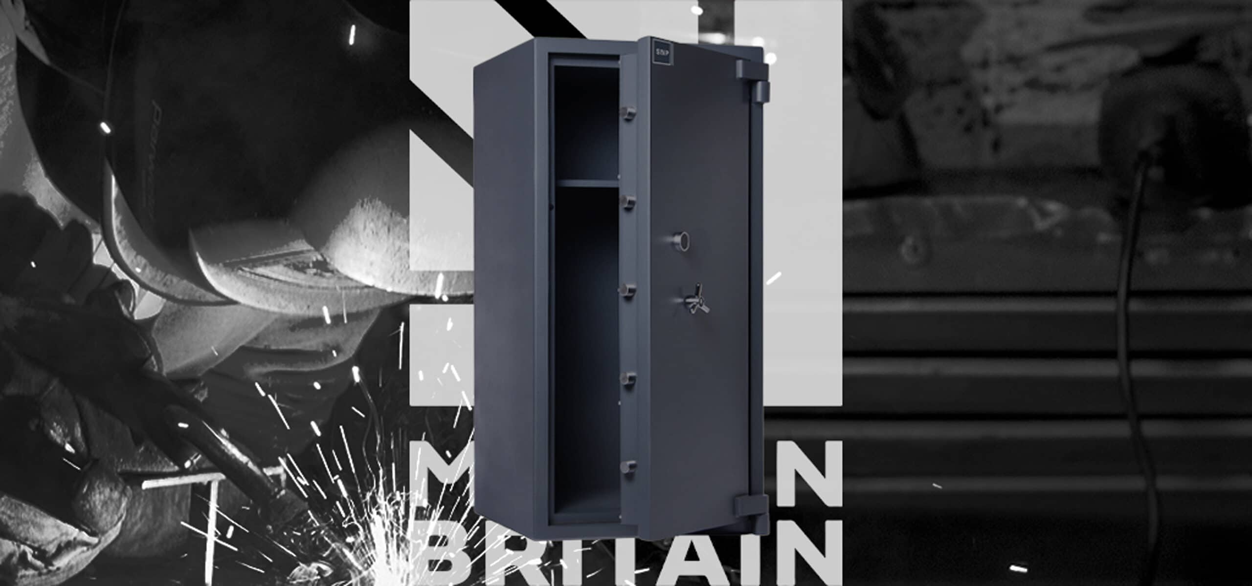 Made in Britain - SMP Safes - Retail Security - Commercial Security