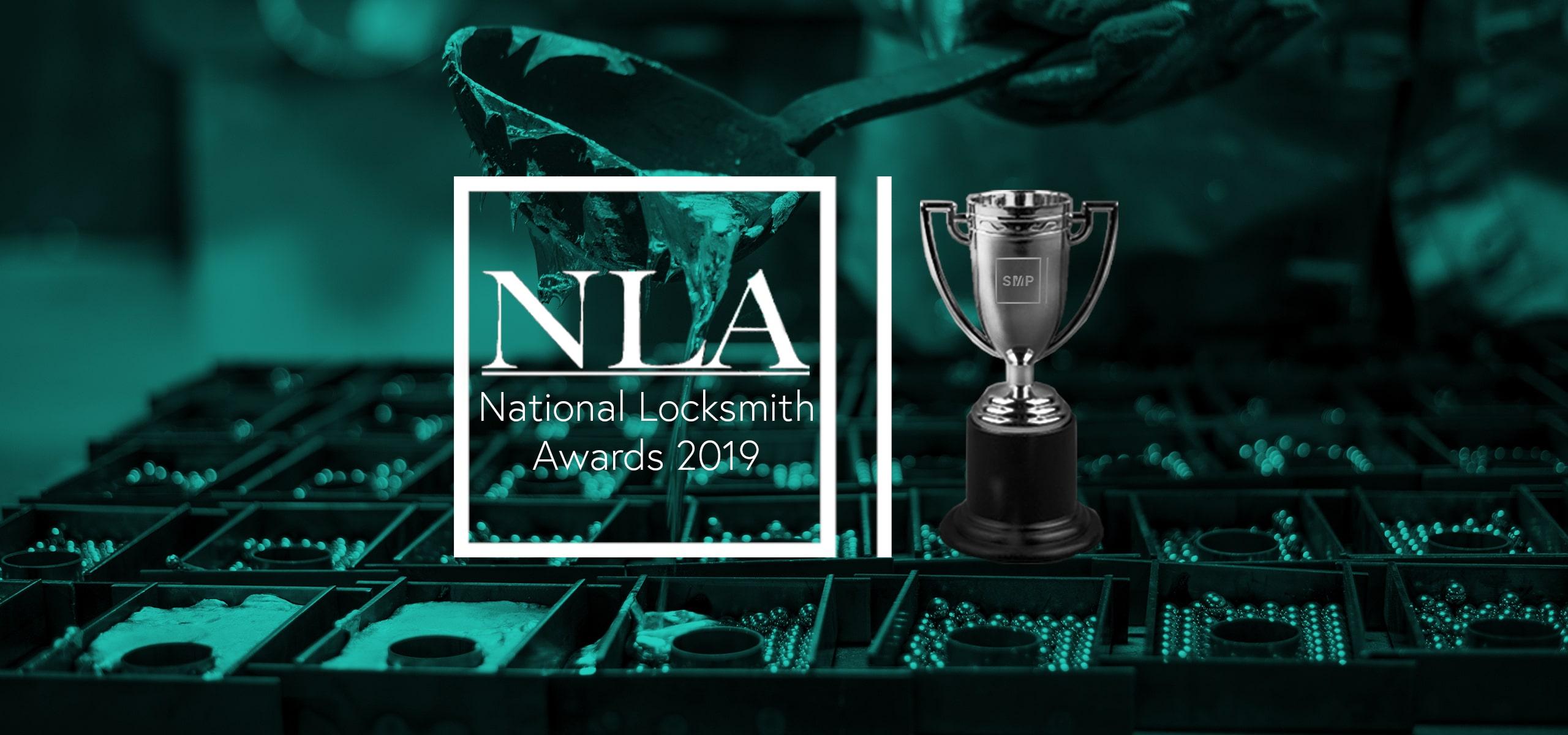 National Locksmith Awards - Safe Company of the Year 2019