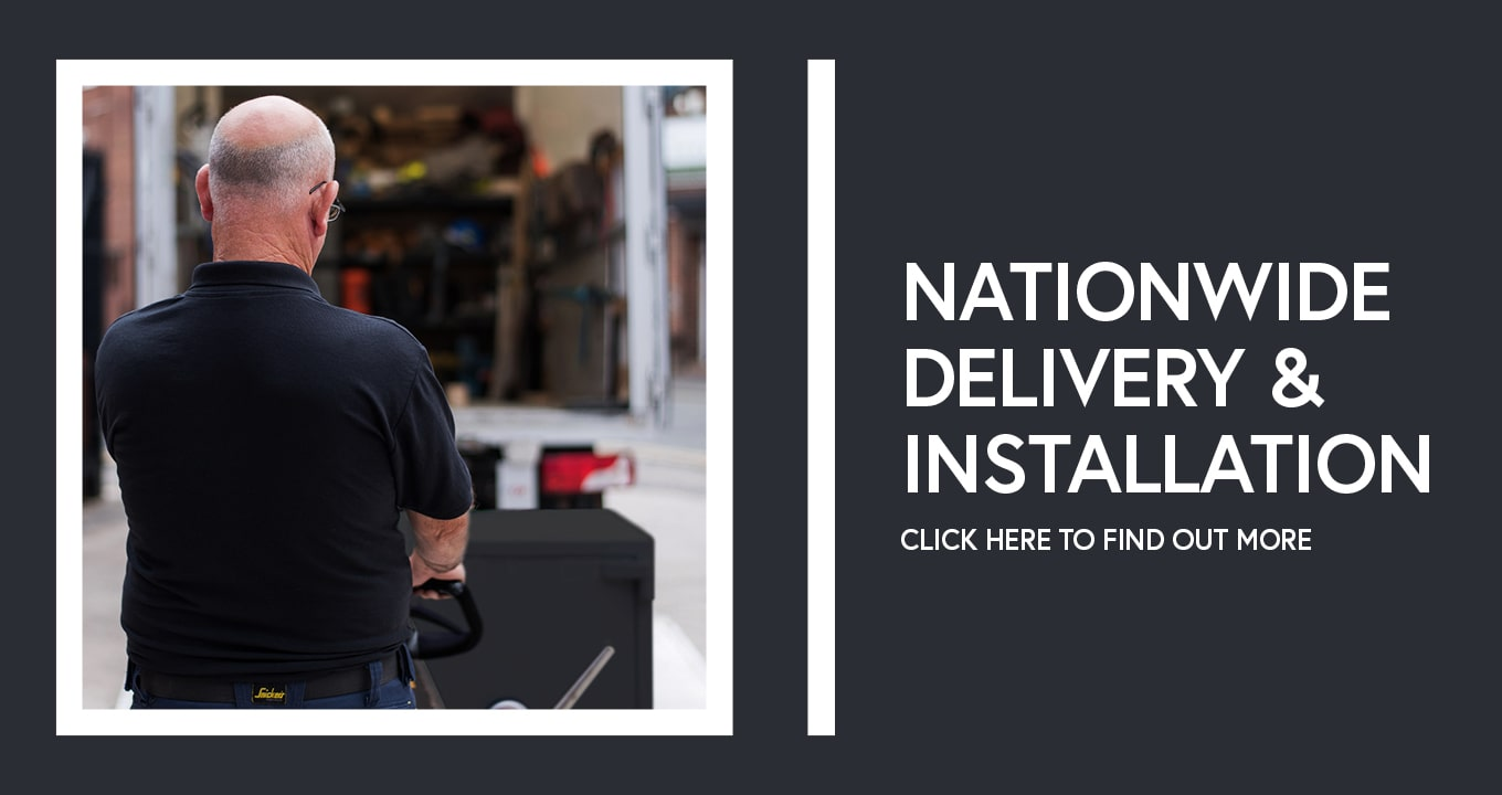 SMP Security - Nationwide Delivery and Installation - Safe Delivery - Safe Installation - Expert Safe Installers