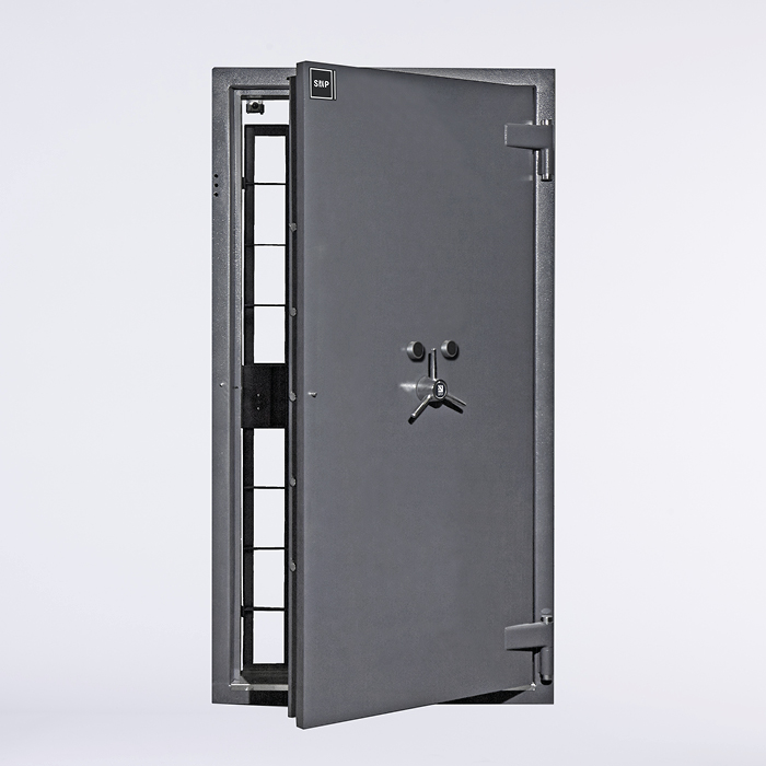 SMP Security - Steel Security Doors - Access Security Solutions - Products - Doors
