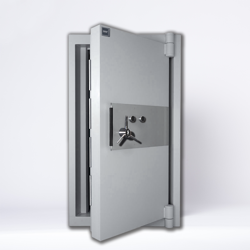 SMP Security Reconditioned Vault Door