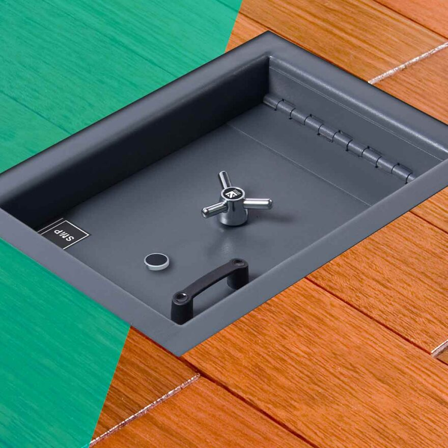The benefits of an underfloor home or office safe-business